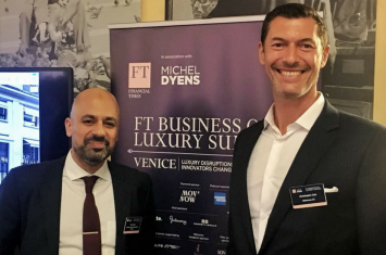 FT Business Luxury Summit 2018